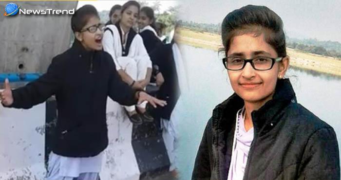वायरल वीडियो – कश्मीरी लड़की को पुल पर गाए इस गाने ने बना दिया 'रॉकस्टार'!
