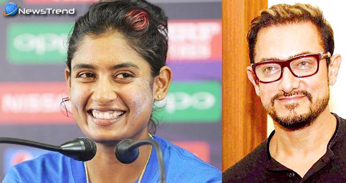 ओह! तो इस बॉलीवुड स्टार को पसंद करती है भारतीय महिला क्रिकेट टीम की कप्तान मिताली राज…