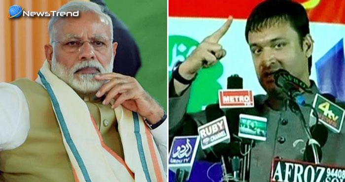वीडियो – ओवैसी ने प्रधानमंत्री मोदी को दी गाली, संसद को बताया मुस्लिम विरोधी!