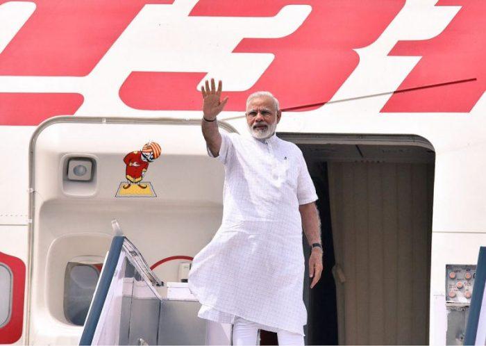 आतंकवाद से लेकर मेक इन इंडिया पर चर्चा होगी इजरायल दौरे में, आज से पीएम मोदी का दौरा शुरू!