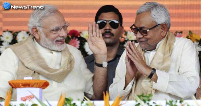 बिहार में बनेगी NDA की सरकार, नीतीश आज लेंगे शपथ – जानिए, कैसे हुई नीतीश कुमार की बीजेपी में घरवापसी