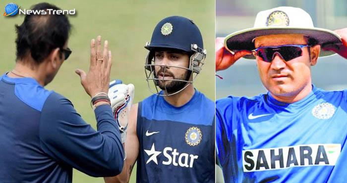 सहवाग जैसे दिग्गजों को पीछे छोड़ जानिए कौन बने टीम इंडिया के नए कोच….