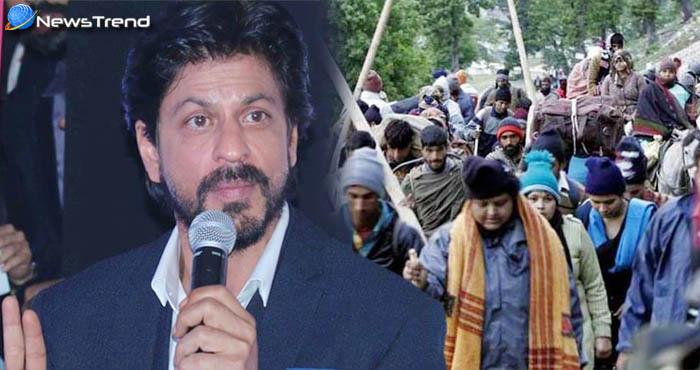 शाहरुख़ खान ने अमरनाथ यात्रियों पर हुए आतंकी हमले पर कहा कुछ ऐसा जानकर हो जायेंगे हैरान, जानें!