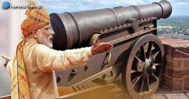 स्वतंत्रता दिवस : मोदी सरकार का ऐतिहासिक फैसला, इस बार 21 तोपों की सलामी होगी 'सॉउन्ड प्रूफ'