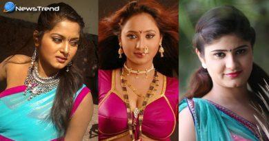 भोजपुरी फिल्मों की ये एक्ट्रेसेस अपनी हॉटनेस से यूपी बिहार की जनता को बना रही हैं दिवाना!