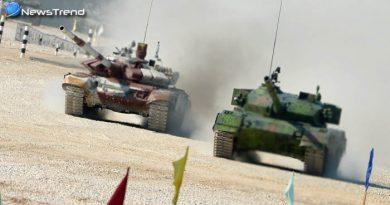 भारतीय सेना ने दिखाया दम, पहले राउंड में ही चीनी टैंक के उड़े परखच्चे – देखें वीडियो