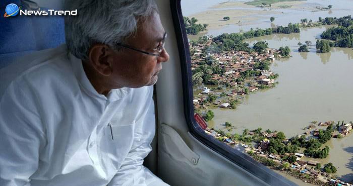 गुजरात के बाद बिहार में बाढ़ का कहर, युद्ध स्तर पर राहत बचाव कार्य शुरू