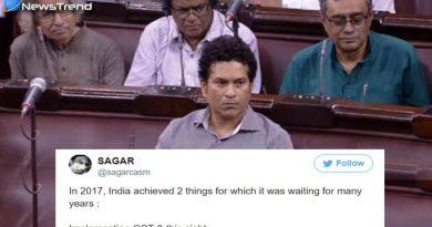 सचिन तेंदुलकर पहुँचे राज्यसभा, ट्विटर यूजर्स ने उड़ाया जमकर उनका मज़ाक!