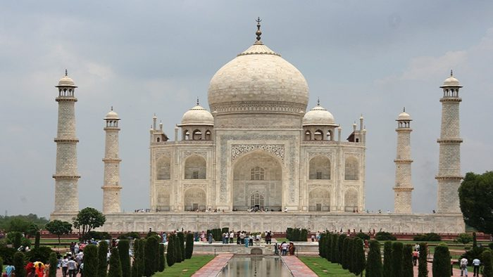 Taj mahal is not a temple