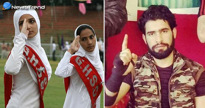 आतंकी जाकिर मूसा की धमकी, कहा – 'कश्मीरी लड़कियां स्वतंत्रता दिवस परेड से दूर रहें नहीं तो....'