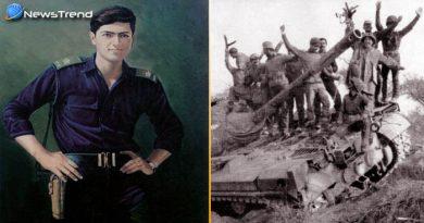 21 साल के जांबाज अरुण क्षेत्रपाल ने 1971 में उडा दिए थे पाकिस्तानी टैंकों के परखच्चे।