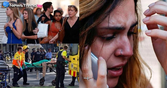 स्पेन- बार्सिलोना में आईएस ने किया बडा जेहादी हमला, हमले की चपेट में आए 18 देशों के नागरिक