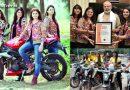लोगों का दिल जीतने के साथ-साथ बढ़ा रही हैं देश का मान ये बाइकिंग क्वीन
