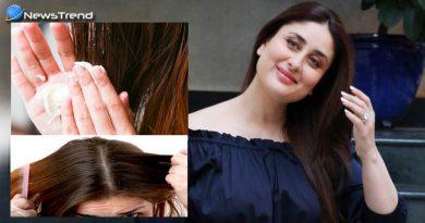 करीना ने खोला राज कि उन्होंने कैसे पाया झड़ते बालों से छुटकारा, आप भी अपनाएँ ये तरीका