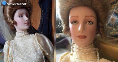 बाजार से खरीदकर लायी गयी गुड़िया बन गयी भूत, कर दिया महिला का बुरा हाल