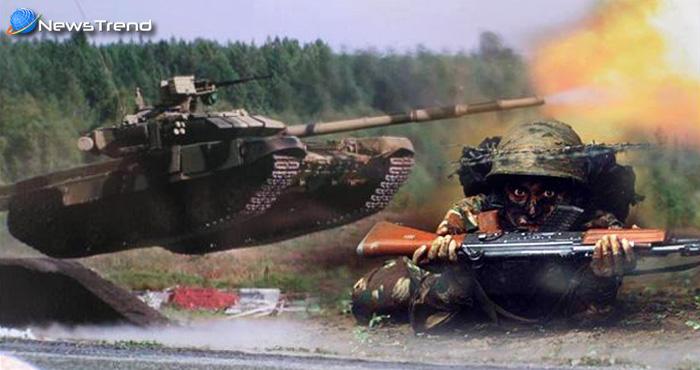 Photo of चीन-पाक जैसे दुश्मनों को जवाब देने के लिए सेना बढ़ायेगी अपनी क्षमता, टी-90 युद्धक टैंक होंगे मिसाइलों से लैस
