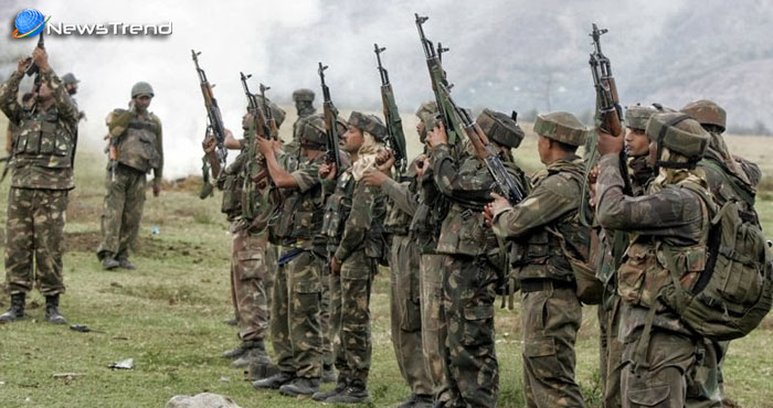 Photo of डोकलाम विवाद : चीन से युद्ध के आसार, सिक्किम-अरुणाचल सीमा पर पहुंचे 45000 जवान