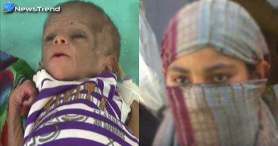 वीडियो : कलयुगी माँ ने अपने ही बच्चे के ऊपर बताया शैतान का साया और पार की हैवानियत की हदें पार