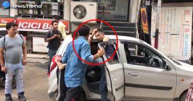 सोशल मीडिया पर वायरल हुआ युवक के दिनदहाड़े अपहरण का वीडियो, 30 मिनट में अपराधी चढ़े पुलिस के हत्थे
