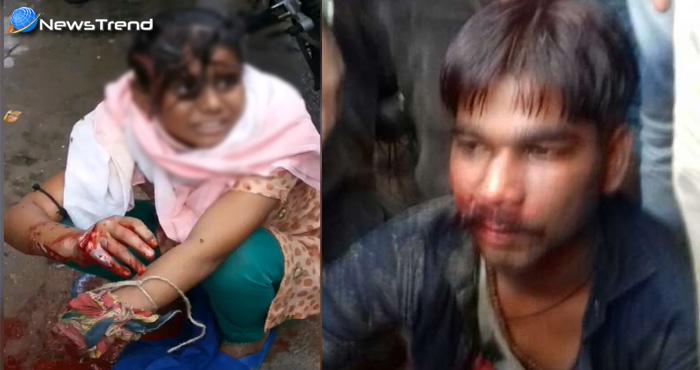 पचास रुपए के चार्जर के लिए सिरफिरे ने तलवार से काट दिया नाबालिक लड़की का हांथ