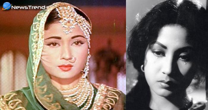 मीना कुमारी ने भी झेला था 'हलाला' का दर्द, शौहर ने तार से भेजा था 'तीन तलाक' का फरमान