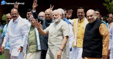 संघ की बड़ी जीत : हिन्दुस्तान के तीनों सर्वोच्च पदों पर विराजमान हुए 'संघ के स्वयंसेवक'