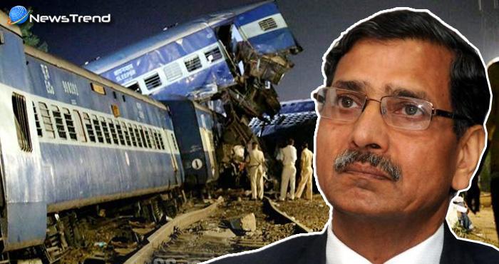 लगातार दो ट्रेन हादसों के बाद रेलवे बोर्ड के चेयरमैन एके मित्तल ने दिया इस्तीफा
