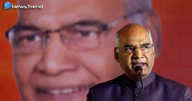 आजादी के 70 साल : राष्ट्रपति कोविंद ने कहा – नोटबंदी से लोगों में बढ़ी है ईमानदारी की प्रवृत्ति