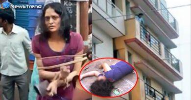 शर्मनाक: बेंगलुरु में माँ ने ले अपनी ही मासूम बेटी की जान, एक बार नहीं हुई मौत तो दोबारा फेंका
