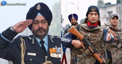 भारतीय वायु सेना प्रमुख ने चेताया, पठानकोट जैसा हमला हो सकता है फिर से सेना के ठिकानों पर