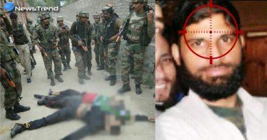 अमरनाथ यात्रियों पर हुए आतंकी हमले का बदला, हमले के मास्टरमाइंड अबु इस्माइल को किया ढेर