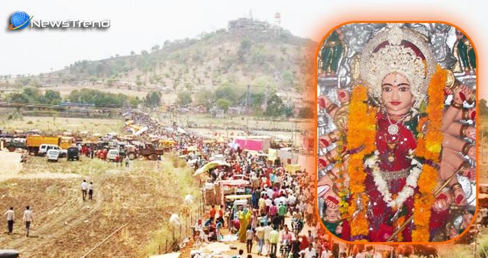 ऐसा मंदिर जहां सुबह कन्या, दिन में युवा और रात को वृद्धा नजर आती हैं देवी माँ