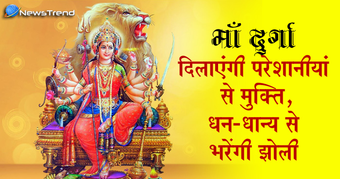 नवरात्री स्पेशल : माँ दुर्गा को करना हो खुश तो नवरात्री के नौ दिनों में पहने इन रंगों के कपड़े