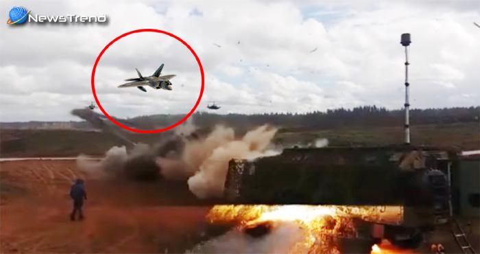 रुसी फाइटर प्लेन ने दागी लोगों पर मिसाइल, सामने आया दिल दहला देने वाला वीडियो – देखिए