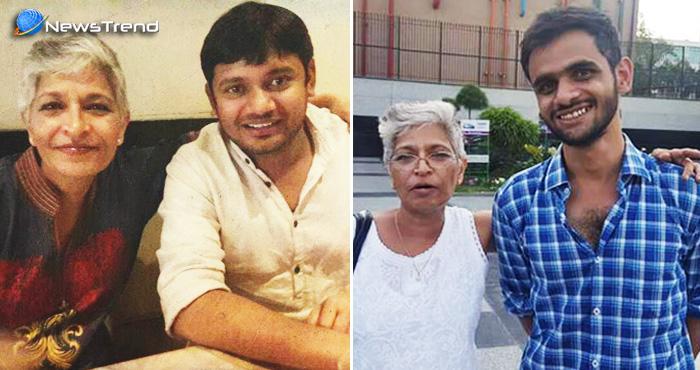 कन्हैया कुमार, शेहला राशिद और उमर खालिद की 'मां' की गोली मारकर हत्या, जानिए 'बच्चों' ने क्या कहा?