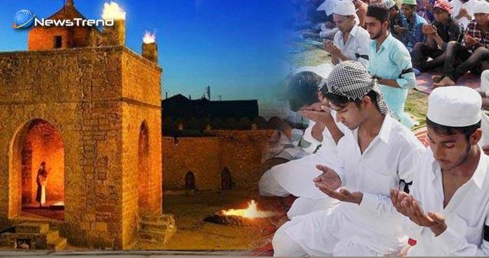 इस मुस्लिम देश में रात दिन जलती रहती है माँ की अखंड ज्योत !