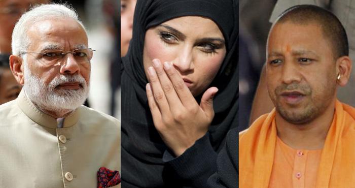 Photo of मोदी-योगी के लिए इस मुस्लिम महिला ने किया ये काम..तो पति ने पीट-पीटकर घर से बाहर निकाला और फिर