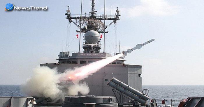 भारत से डरकर पाकिस्तान ने किया एंटीशिप मिसाइल का परिक्षण