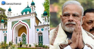 पहली बार मस्जिद में कदम रखेंगे पीएम मोदी, जानिए क्यों मोदी को जाना पड़ रहा है मस्जिद?