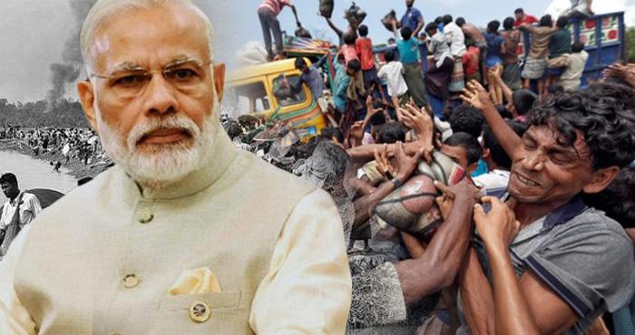 रोहिंग्या बहुल इलाके में रोहिंग्या आतंकियों द्वारा हिंदुओं के साथ किया गया ऐसा काम, जिसे जान कर..
