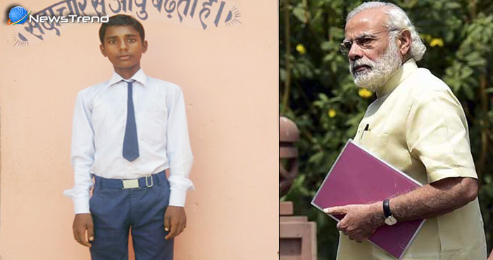 The essay write narendra modi
