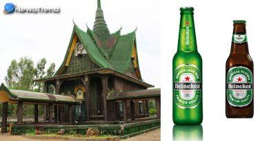 एक ऐसा अद्भुत मंदिर जो बना है बियर की खाली बोतलों से! तस्वीरें देखकर रह जायेंगे हैरान!