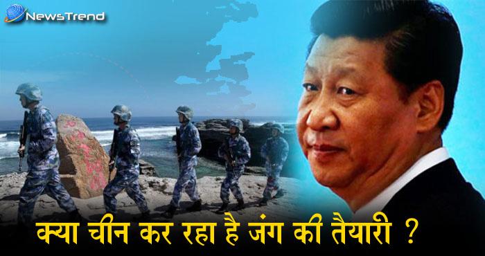 डोकलाम : चीन ने फिर दिखाई औक़ात, डोकलाम पर अब कर रहा है ऐसा काम, भारत और म्यांमार होंगे परेशान