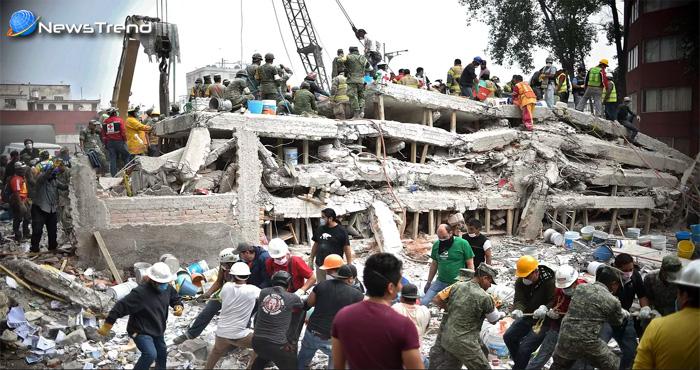 कुछ ही पल में तबाह हो गया था पूरा शहर, भूकंप में मारे गए थे लाखों लोग, जानकर उड़ जायेंगे होश