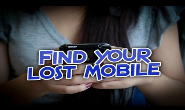 how to find theft mobile