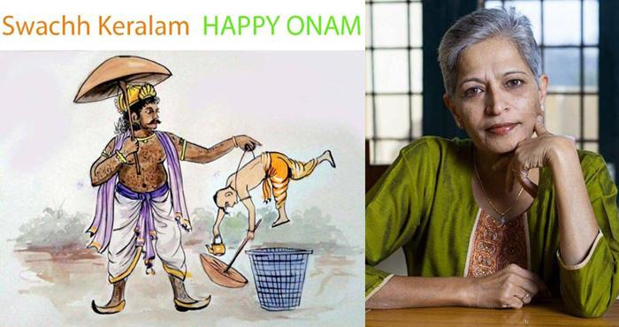 हिंदुत्व और देश विरोधी थीं गौरी लंकेश, जानिए हत्या के बाद क्यों उठ रही है मोदी और संघ पर उंगली?