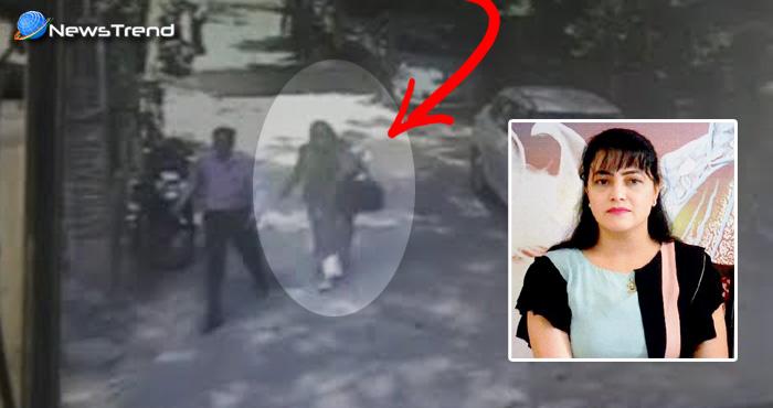 Exclusive Video: 12 जिलों की पुलिस की नाक में दम कर हिजाब पहन दिल्ली में घूमती दिखी बाबा की 'हनी'