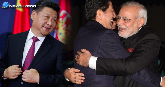 'बुलेट दोस्ती' पर फिर गिड़गिड़ाया चीन, कहा – मोदी पार्टनरशिप नहीं गुटबाजी कर रहे हैं