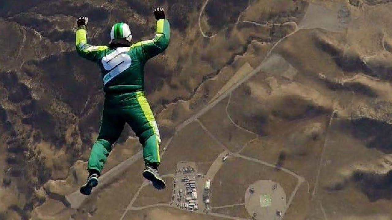 Photo of इस बहादुर व्यक्ति ने 25 हजार फूट की ऊंचाई से किया ऐसा काम, जानकर हो जायेंगे हैरान..विडियो वायरल