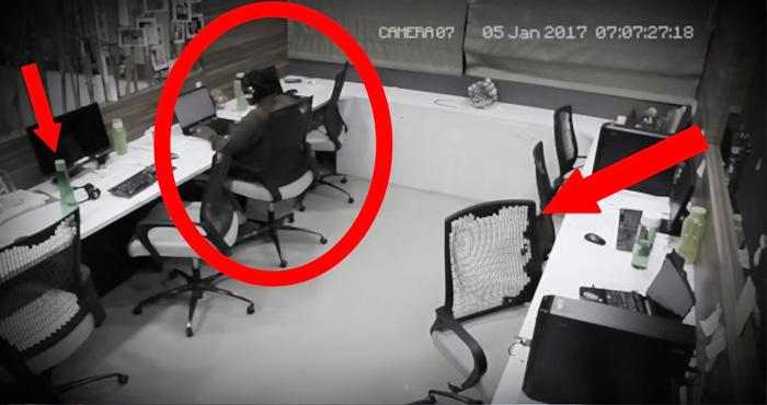 ऑफिस पर था भूत का साया, रात में अपने आप कुर्सी को इधर से उधर होता देख छूटे महिला के पसीने